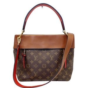 LOUIS VUITTON TUILERIES BESACE MONOGRAM CANVAS